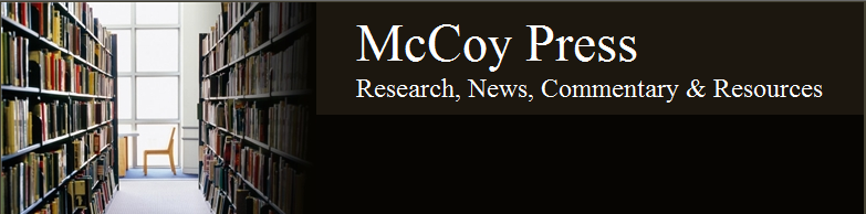 McCoy Press banner logo